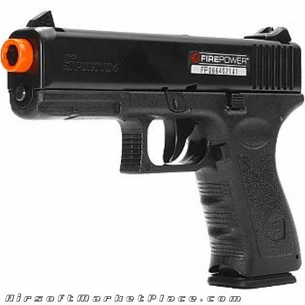 Firepower 5.0 L Pistol