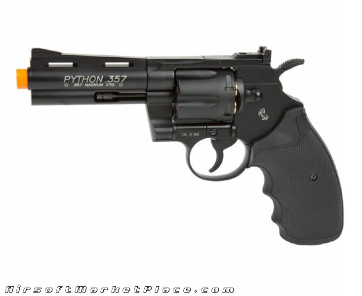 Colt Python 4 357 CO2 Revolver