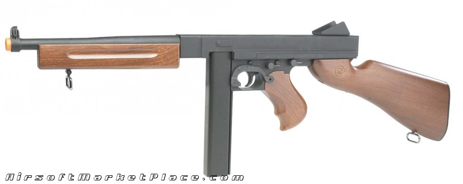 Thompson M1A1 Electric Airsoft