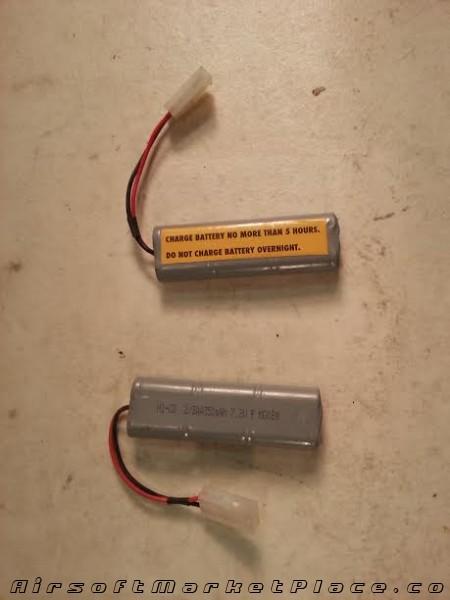 7.2V NiCd 3AA 350mAh (15)