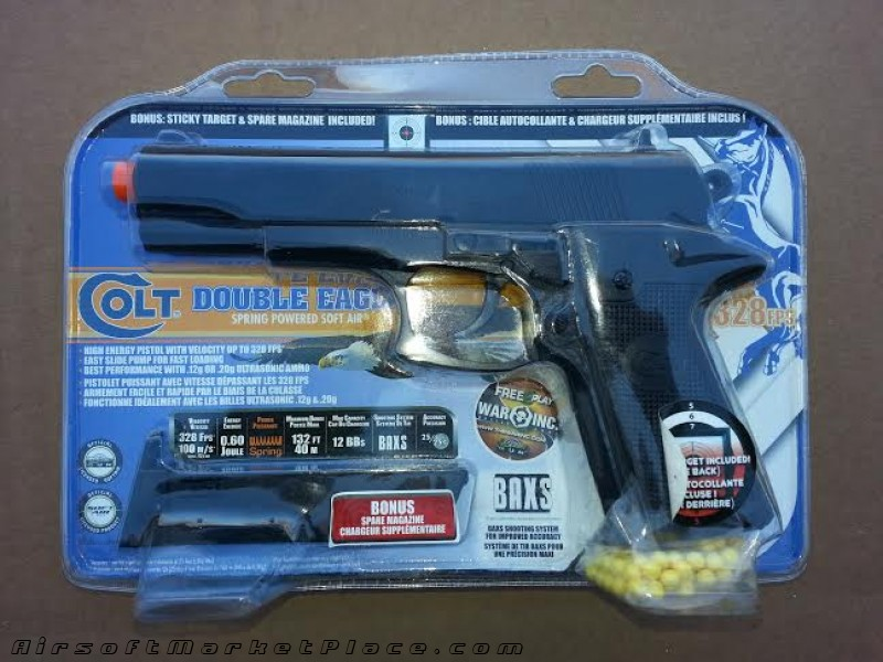 Soft Air Colt Double Eagle