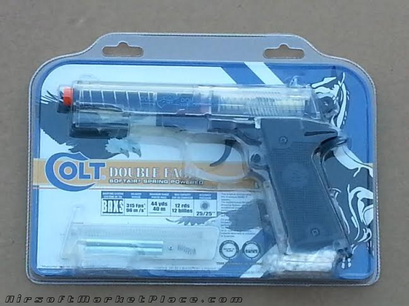 Colt double eagle air soft