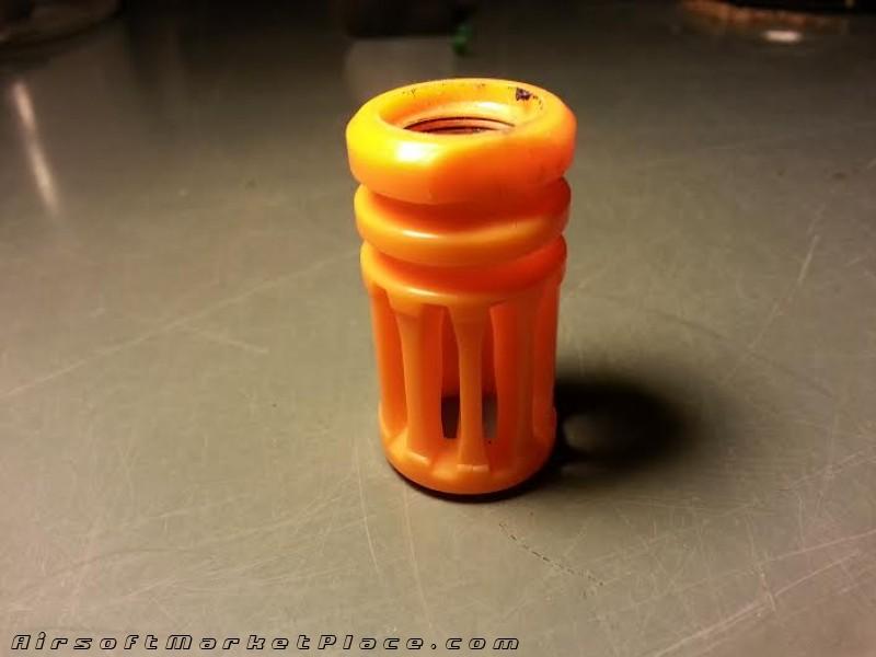 Replacement orange tip thread
