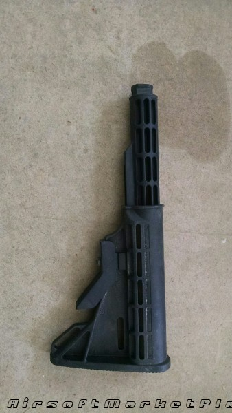 M4 Stock Assembly
