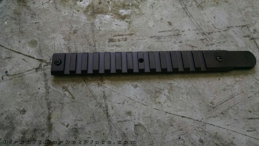 M4 Top Rail - Metal