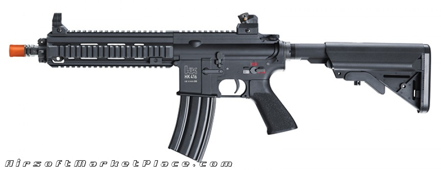 H&K 416 CQB AEG ELITE BLACK