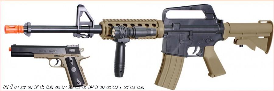 COLT M4-1911 OPS KIT (SPRING)