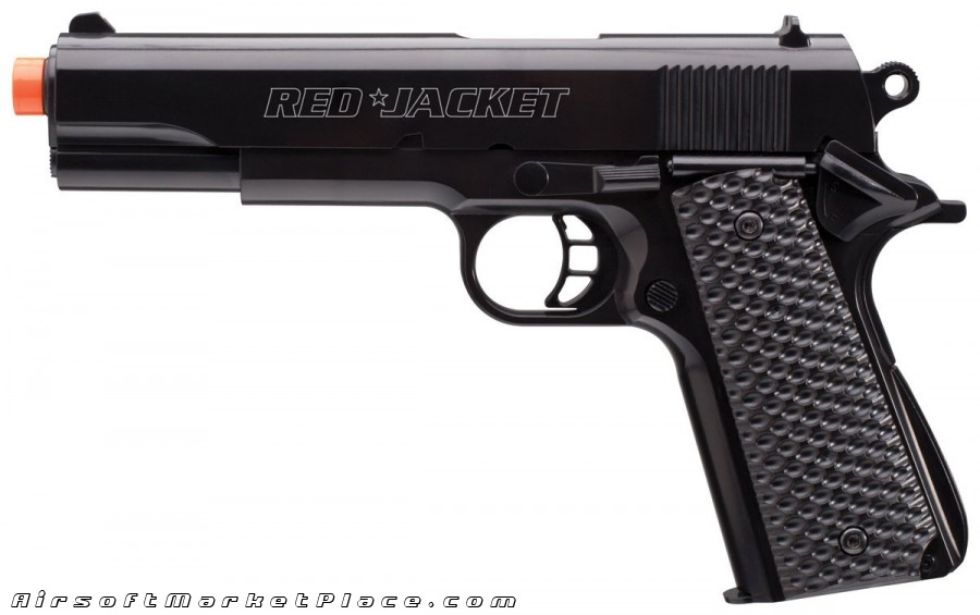 Red Jacket 1911 spring pistol