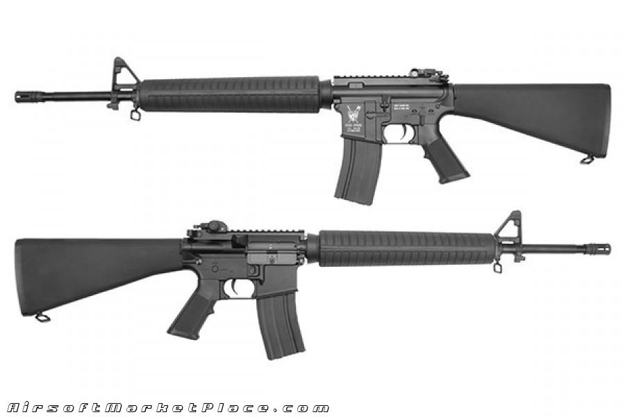 KA ADVANCED M16A3 ADVANCE