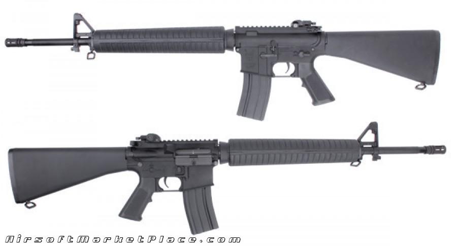 KA ULTRA GRADE M16A3