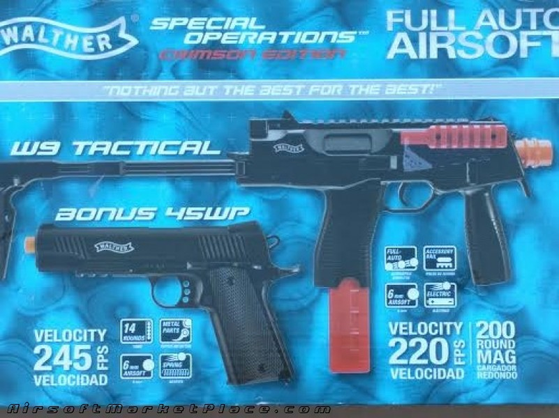 Walther Special Operations Kit