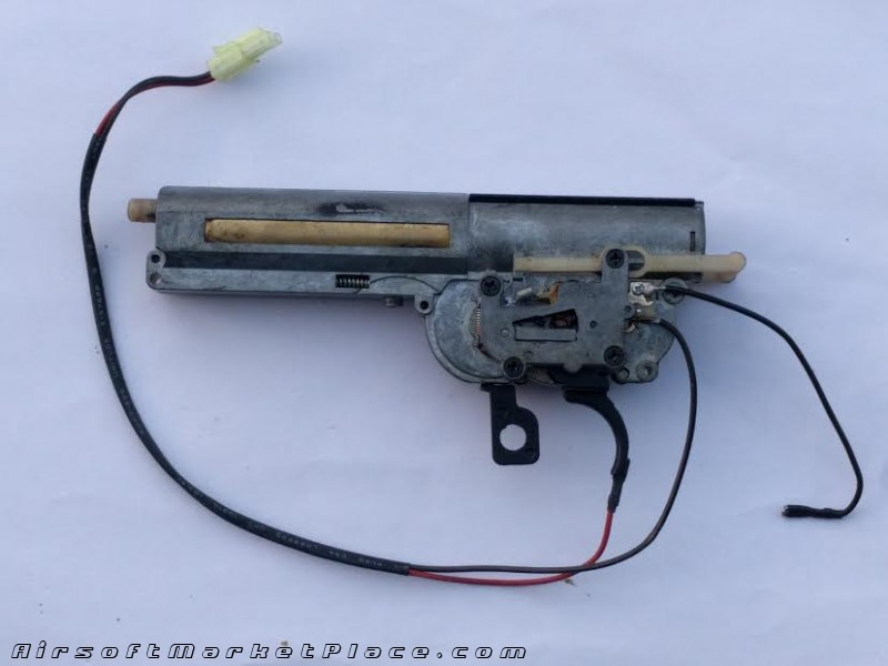M14 GEARBOX