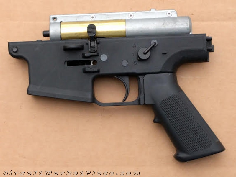 CLASSIC ARMY SCAR GEARBOX
