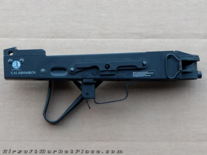 CYMA AK METAL RECEIVER & STOCK