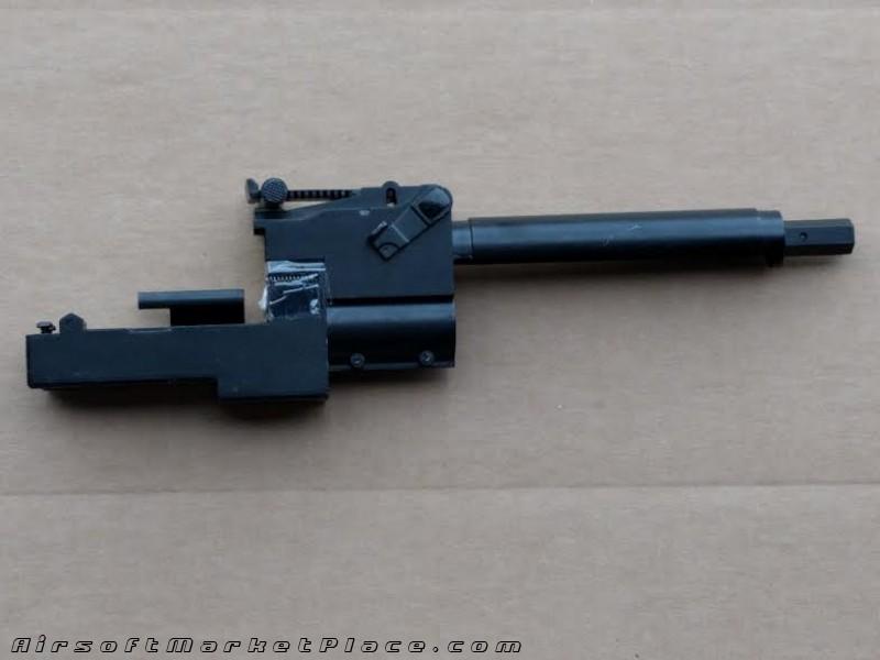 AK47 BARREL & HOP UP ASSEMBLY