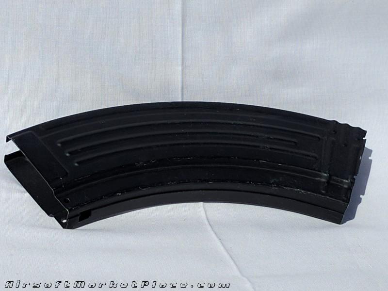 METAL 500 rd AK47 MAG SHELL