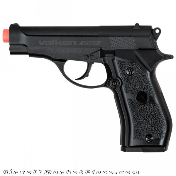 Tactical M84 CO2 Semi Metal