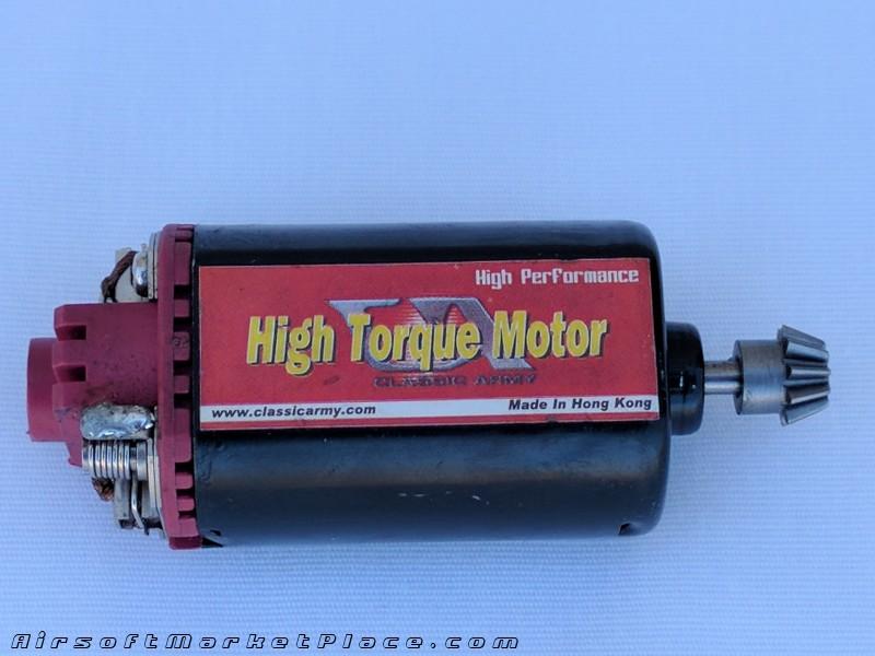 HIGH TORQUE MOTOR SHORT