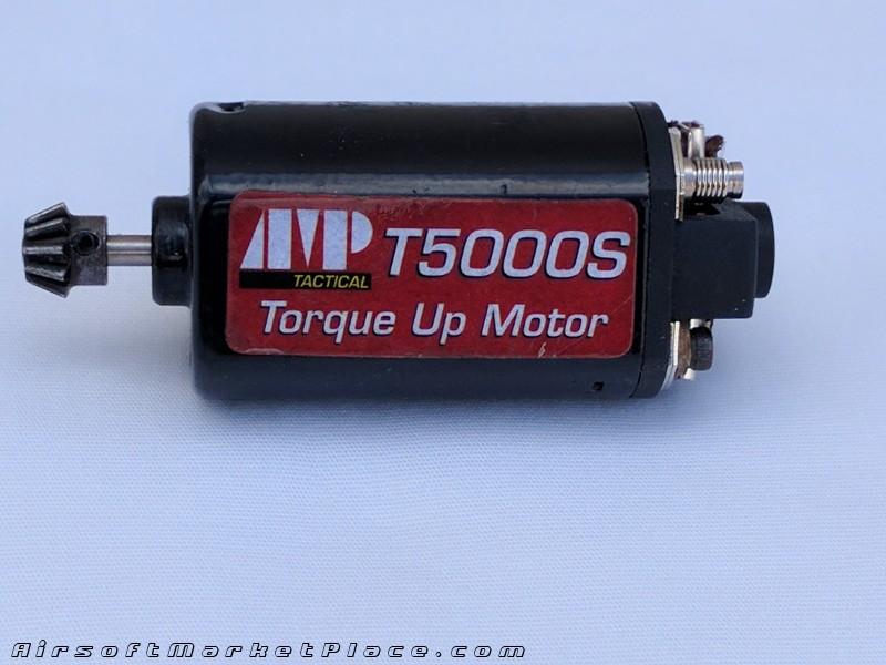 AMP T5000S TORQUE UP MOTOR