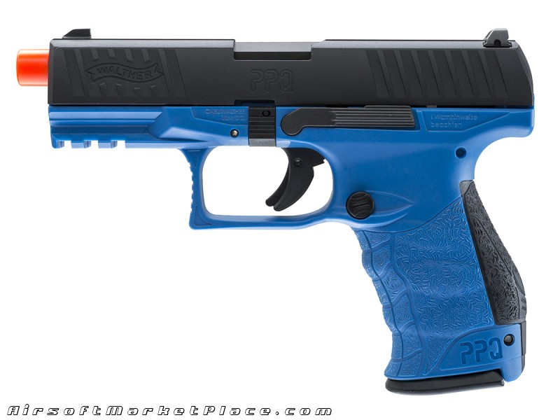 WALTHER PPQ LE GBB BLUE GEN3
