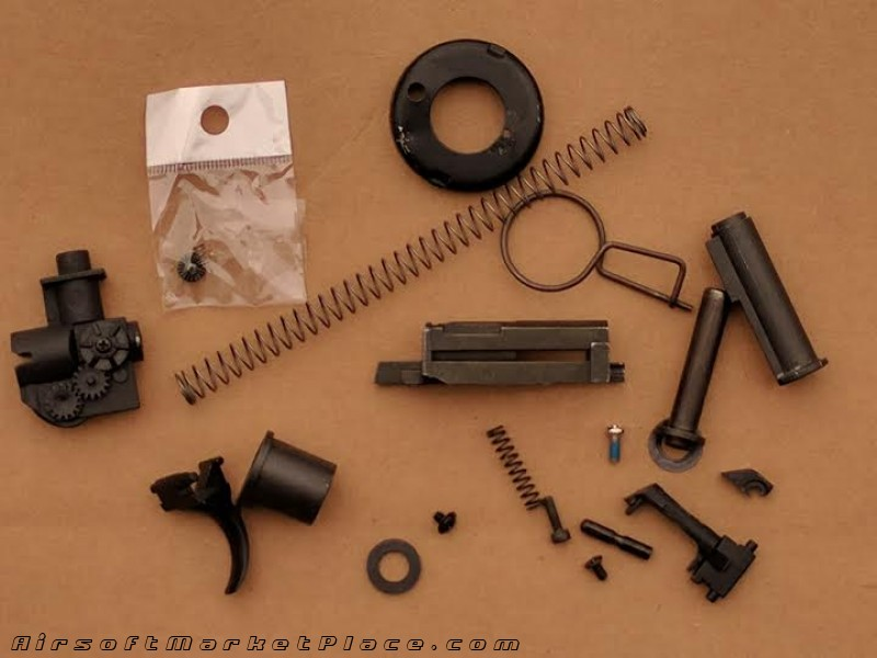 MISC. AIRSOFT PARTS