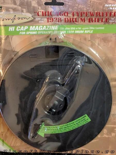 HI-CAP MAG FOR CHICAGO TYPE