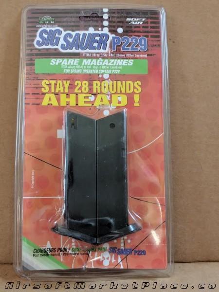 SIG SAUER P229 28RD MAGAZINES