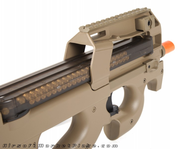 FN HERSTAL LICENSED P90 TAN