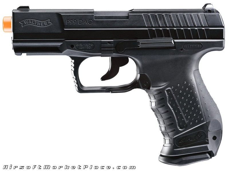 WALTHER P99 CO2 BLOWBACK GEN2
