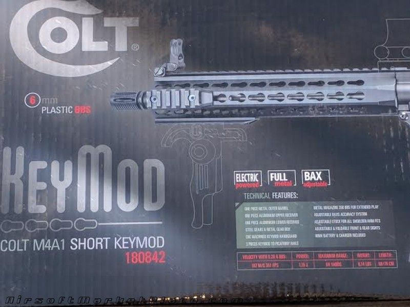 COLT M4A1 SHORT KEYMOD