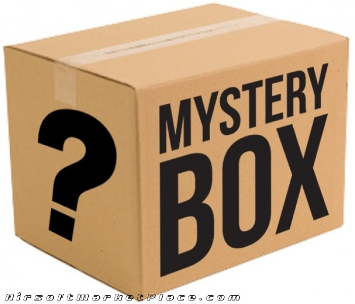 2018 STRIKE BACK MYSTERY BOX