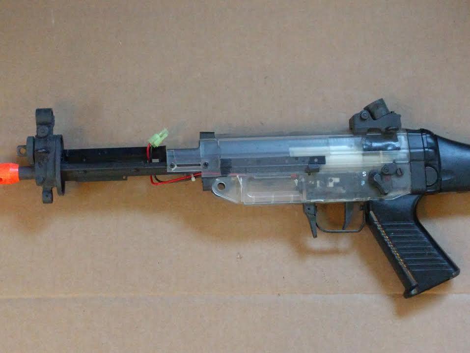 SWISS ARMS SIG 552-1 COMMANDO PARTS