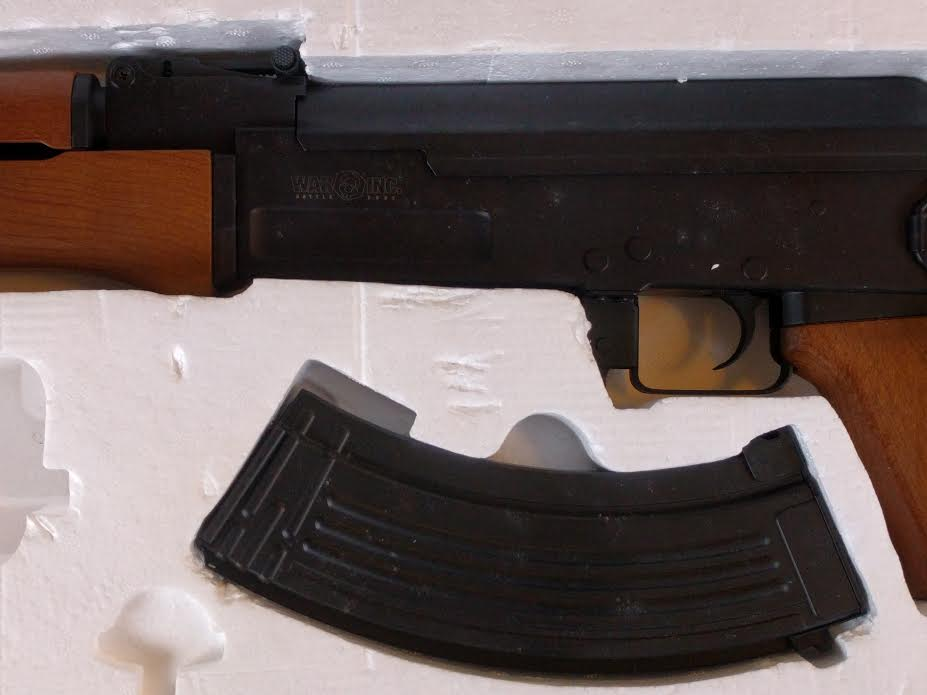 AK47 BY CYBERGUN FOR REPAIR