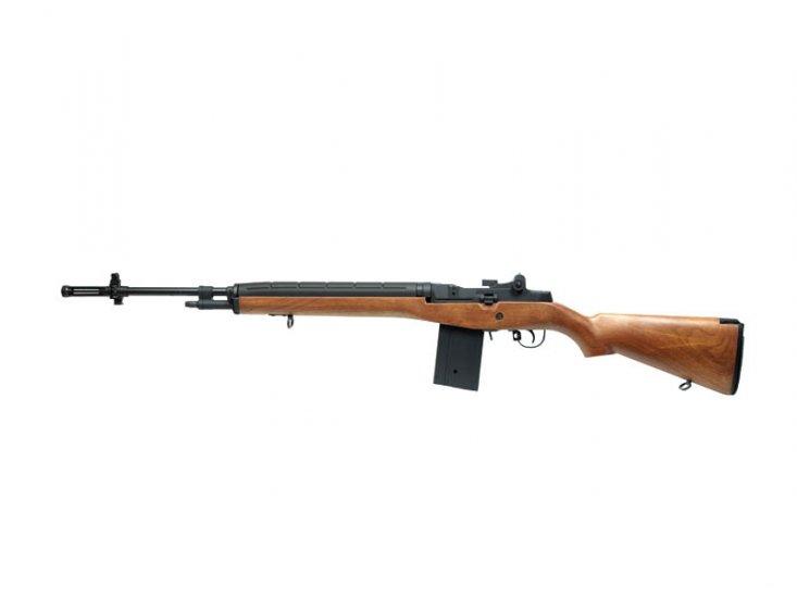 ECHO1 FULL METAL M14 WOOD AEG AIRSOFT GUN - JP-46W