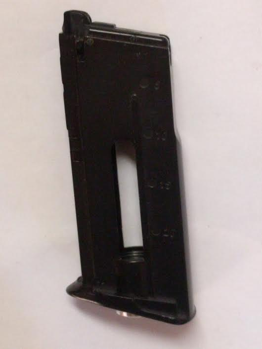 SPARE MAGAZINE FOR CO2 FN Five SeveN Gas Blowback