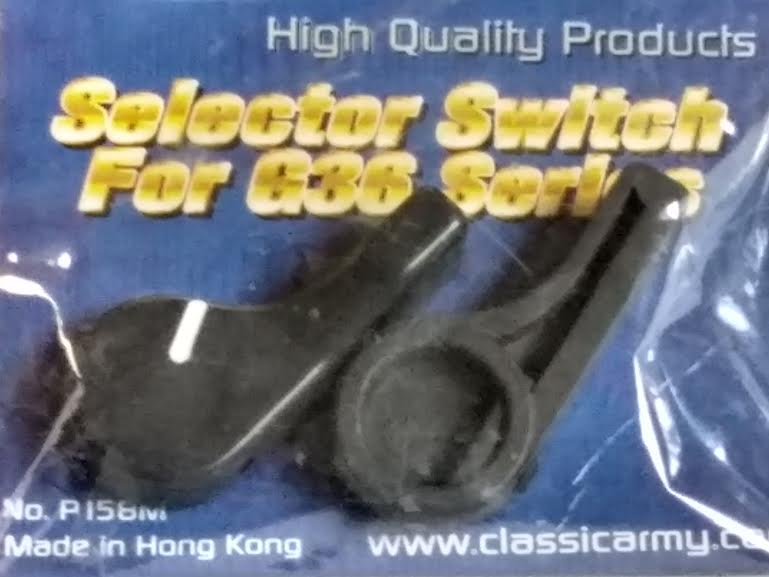 SELECTOR SWITCH FOR G36