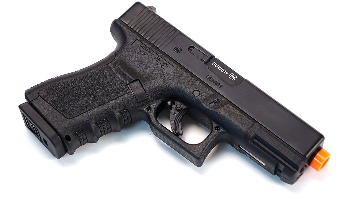 Licensed GLOCK 19 Gen3 Non-Blowback CO2 Airsoft Pistol