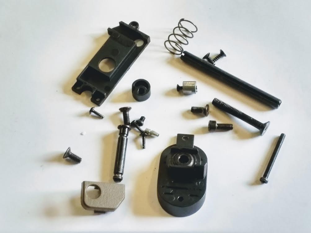 FN SCAR-L PARTS BOX