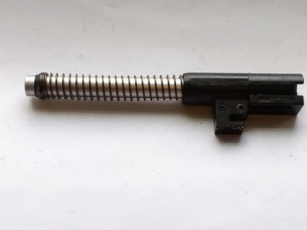 PISTOL BARREL ASSEMBLY