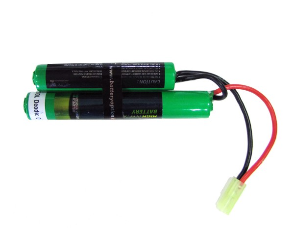 Battery 8.4v 1000 mAh -Crane Style