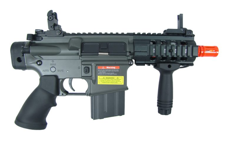M4 Pistol AEG Metal Gear Box