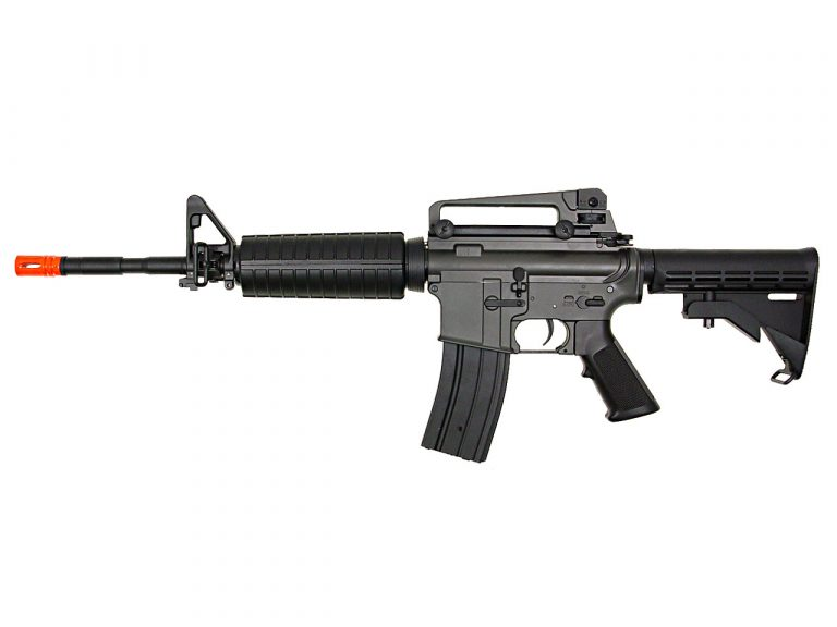 GOLDEN EAGLE M4  A1 Carbine w/ LE Stock AEG