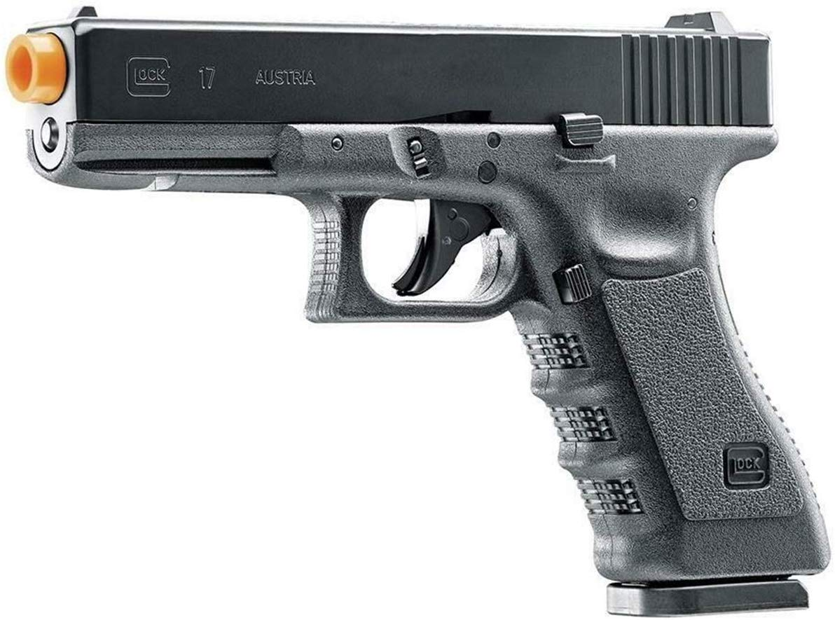 GLOCK G17 GEN 3 CO2 AIRSOFT BLACK REFURBISHED