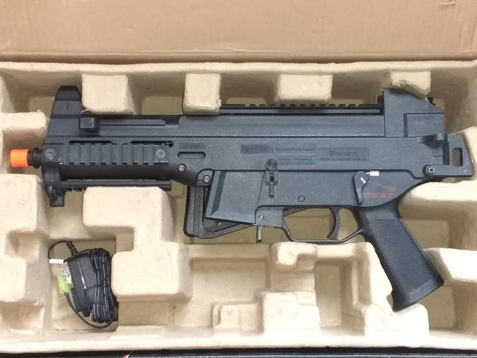 HK UMP COMPETITION BLACK