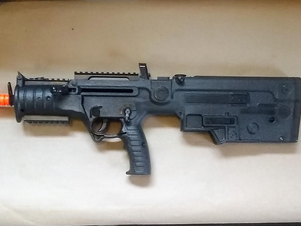 IWI X95 ADVANCED AEG AIRSOFT  - BLACK