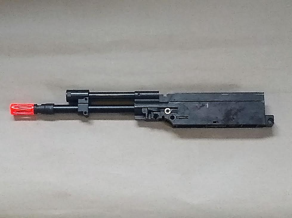 KWA HK MP7 OUTER BARREL ASSEMBLY