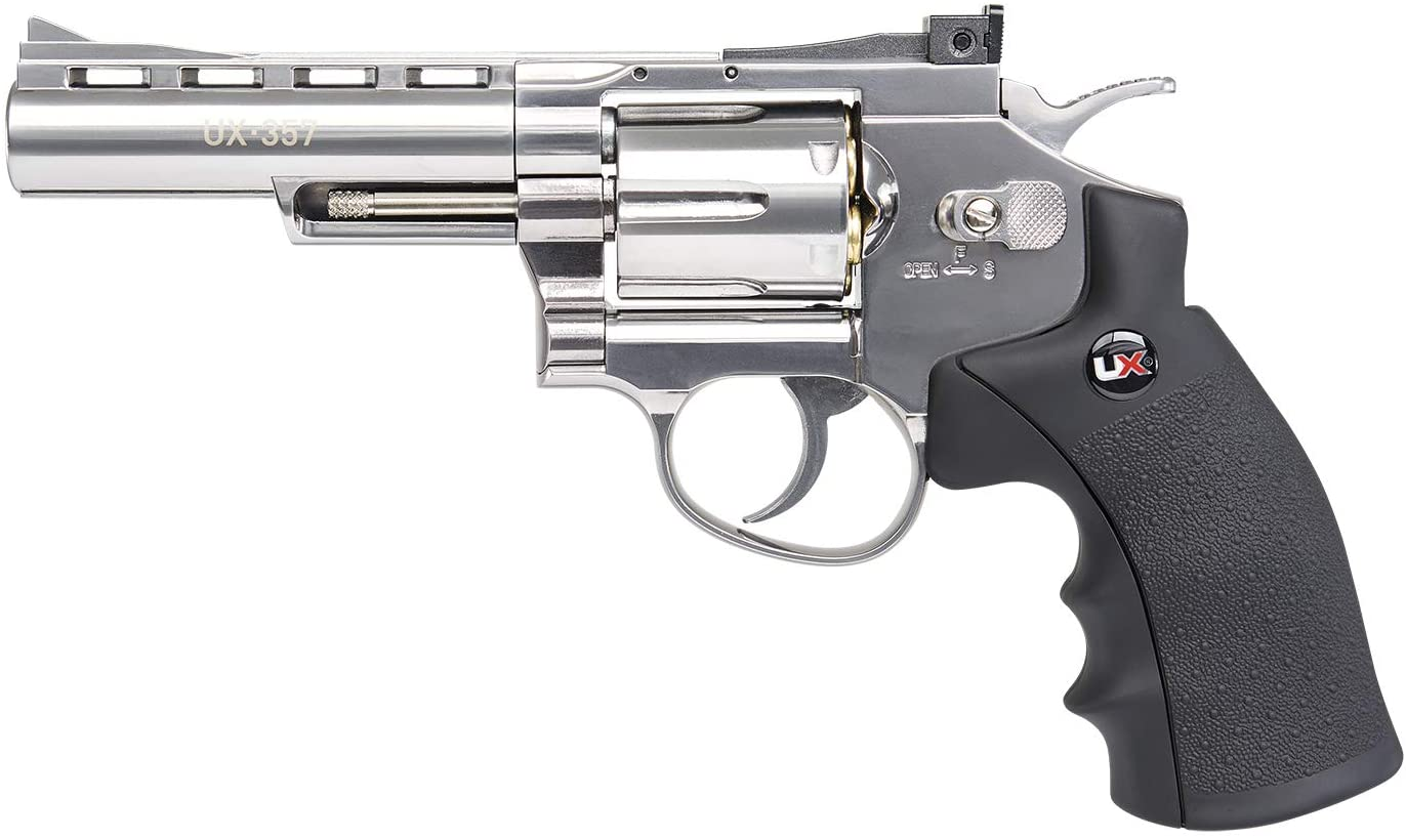 Umarex 357 .177 Caliber BB Gun Air Pistol Revolver