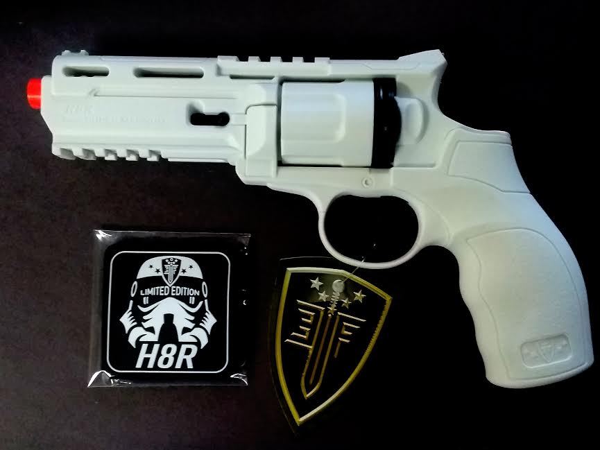 ELITE FORCE H8R CO2 SPACE FORCE REVOLVER LIMITED EDITION