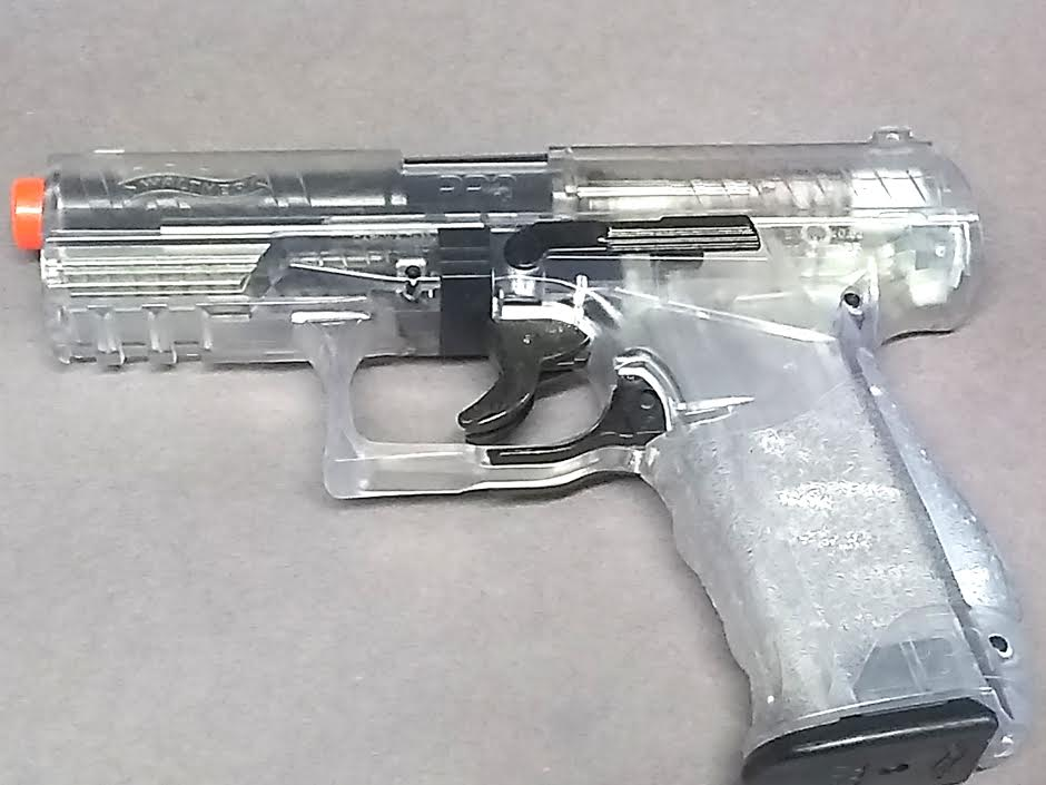 WALTHER PPQ SPRING ACTION PISTOL