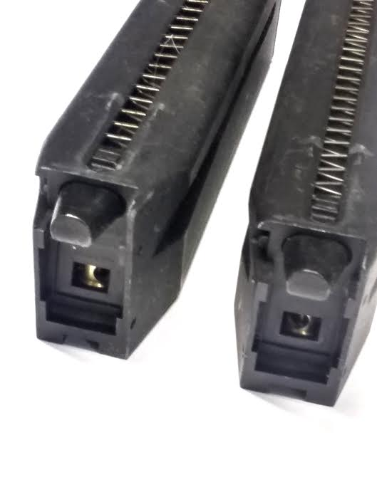 HK 45 GREEN GAS AIRSOFT MAGAZINES FOR PARTS